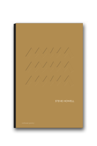 [Sharps](Goose Lane Editions)by Stevie HowellDesigned by Julie Scriver