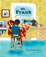 Mr. Frank (Irene Luxbacher)