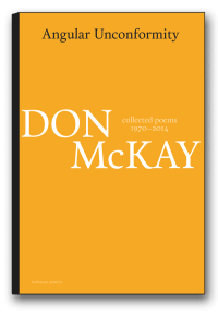 Angular UnconformityDon McKay(Goose Lane Editions)