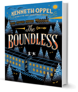 The BoundlessKenneth Oppel(HarperCollins Canada)