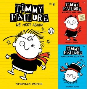 b>Timmy Failure: We Meet AgainStephan Pastis(Candlewick Press)