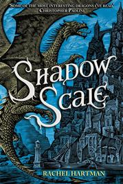 Shadow Wcale (Rachel Hartman) cover