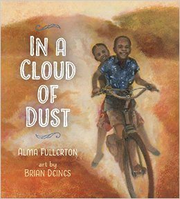 In A Cloud of Dust (Alma Fullerton) cover