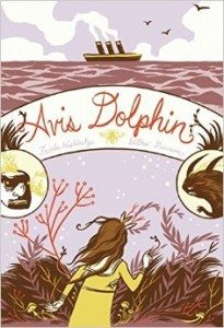 Avis Dolphin (Frieda Wishinsky) cover