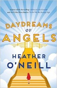 Daydreams of Angels (Heather O'Neill) cover