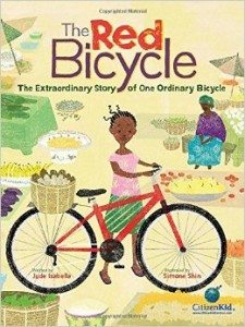 The Red Bicycle (Jude Isabella) cover