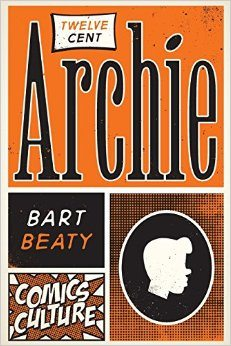 Twelve Cent Arche (Bart Beaty) cover