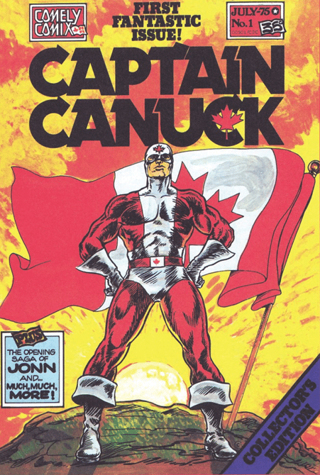 Captain Canuck
