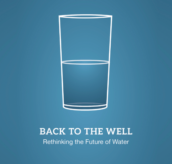 back to the well