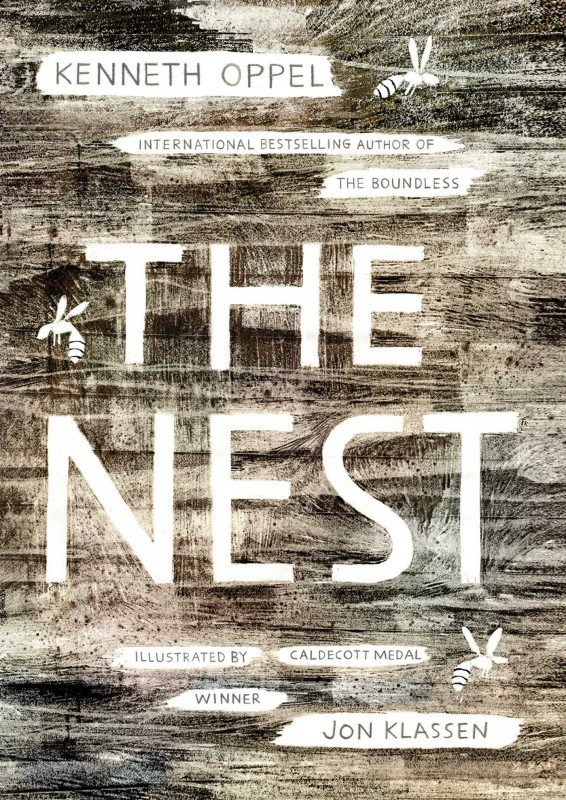 The Nest Kenneth Oppel Jon Klassen