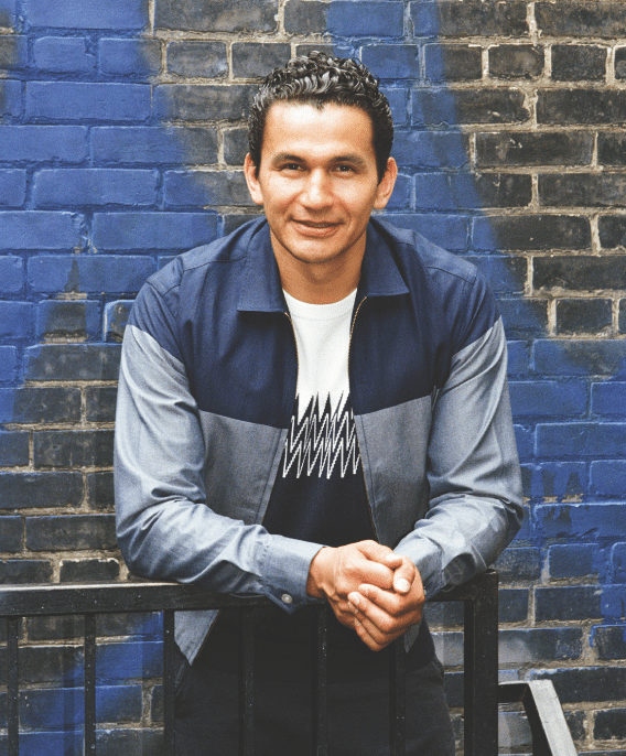 Wab Kinew (photo: Pat O'Rourke)