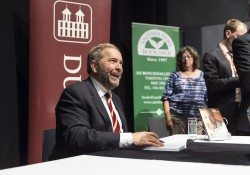 Photos: Tom Mulcair book launch