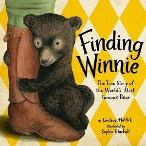 Finding Winnie Lindsay Mattick Sophie Blackall October 2015