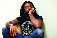 Marlon James (photo: Jeffrey Skemp)
