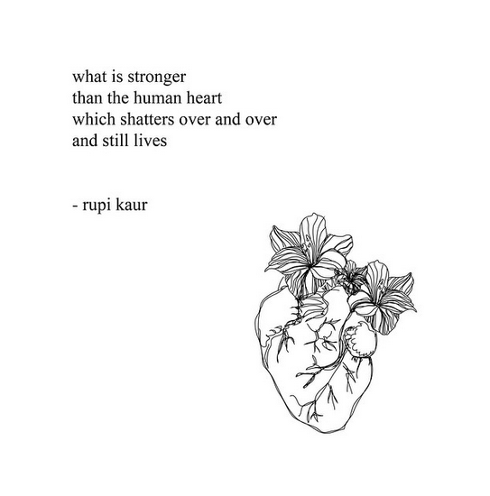 Q A Rupi Kaur On Her Debut Collection Milk And Honey Quill And Quire