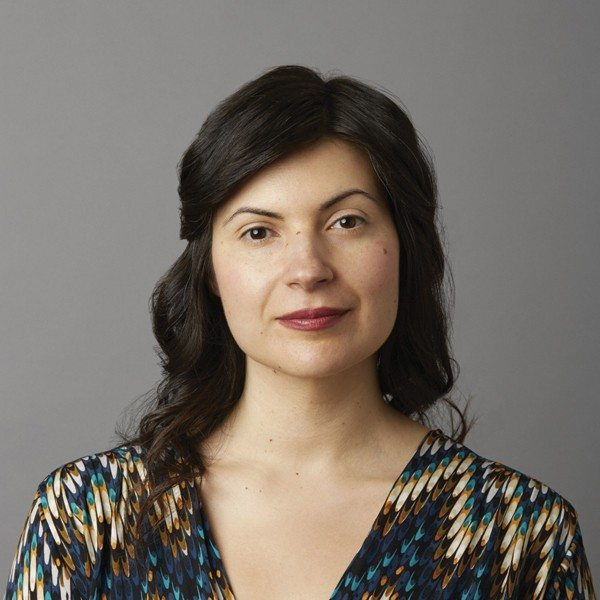 First-time author and nominee Mona Awad