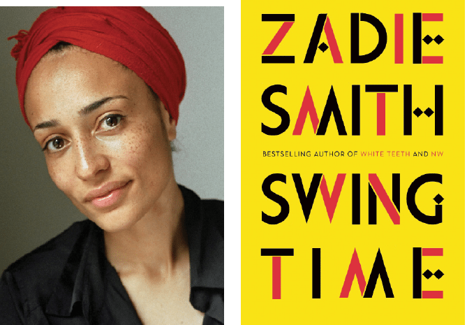 Zadie Smith Swing Time fall preview international 2