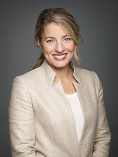Minister of Canadian Heritage Mélanie Joly