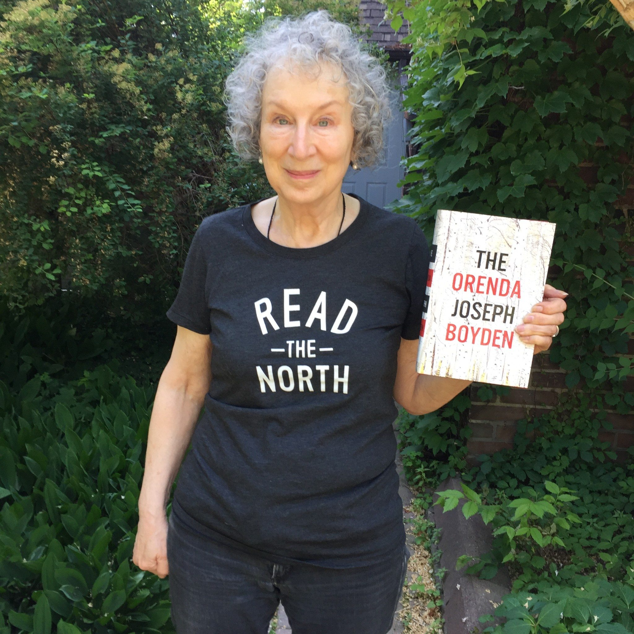 True north by margaret atwood
