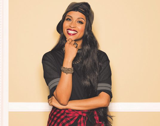 Frontmatter_October_Deal_Lilly-Singh_CR-Peter-Yang