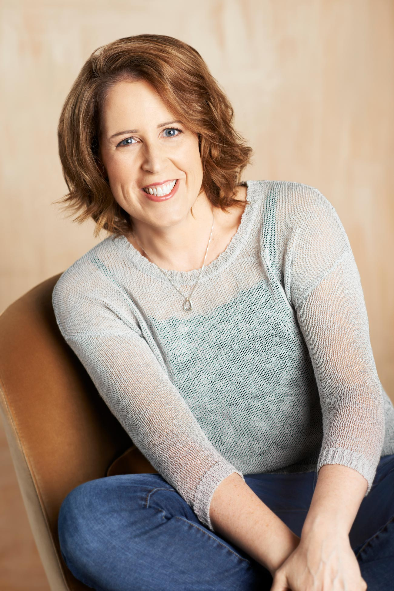 Kelley Armstrong nominated in two categories (Photo: Kathryn Hollinrake)