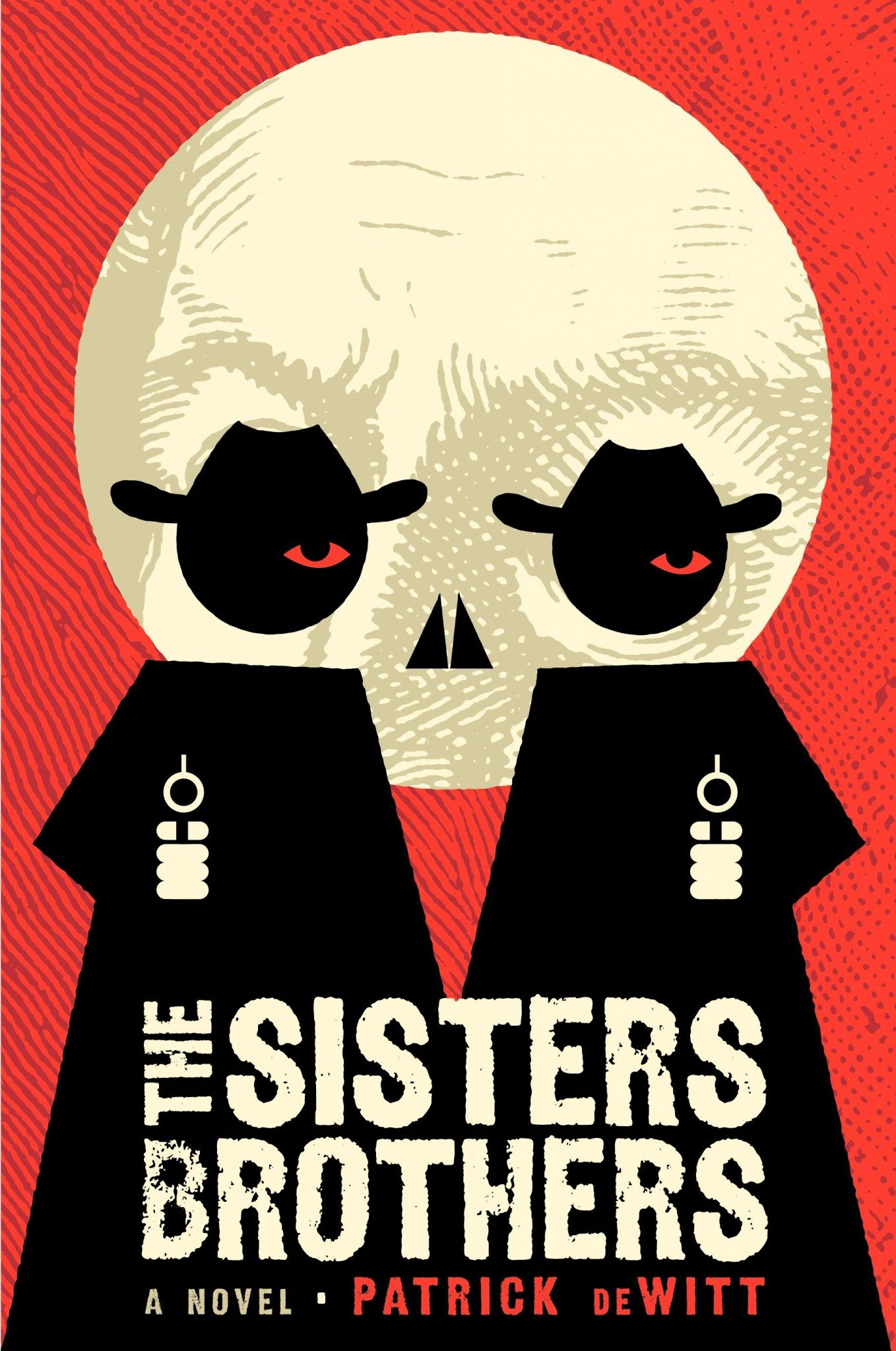 2011 Patrick deWitt; Melanie Little, ed., The Sisters Brothers (House of Anansi Press)