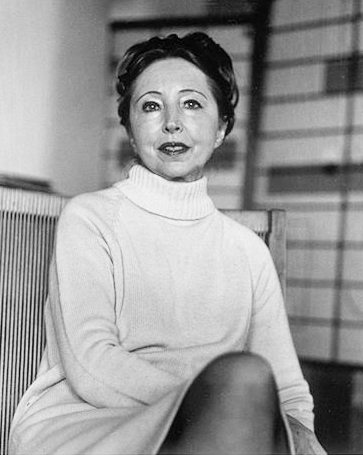Anaïs Nin in the 1970s (Photo: Elsa Dorfman/Creative Commons)