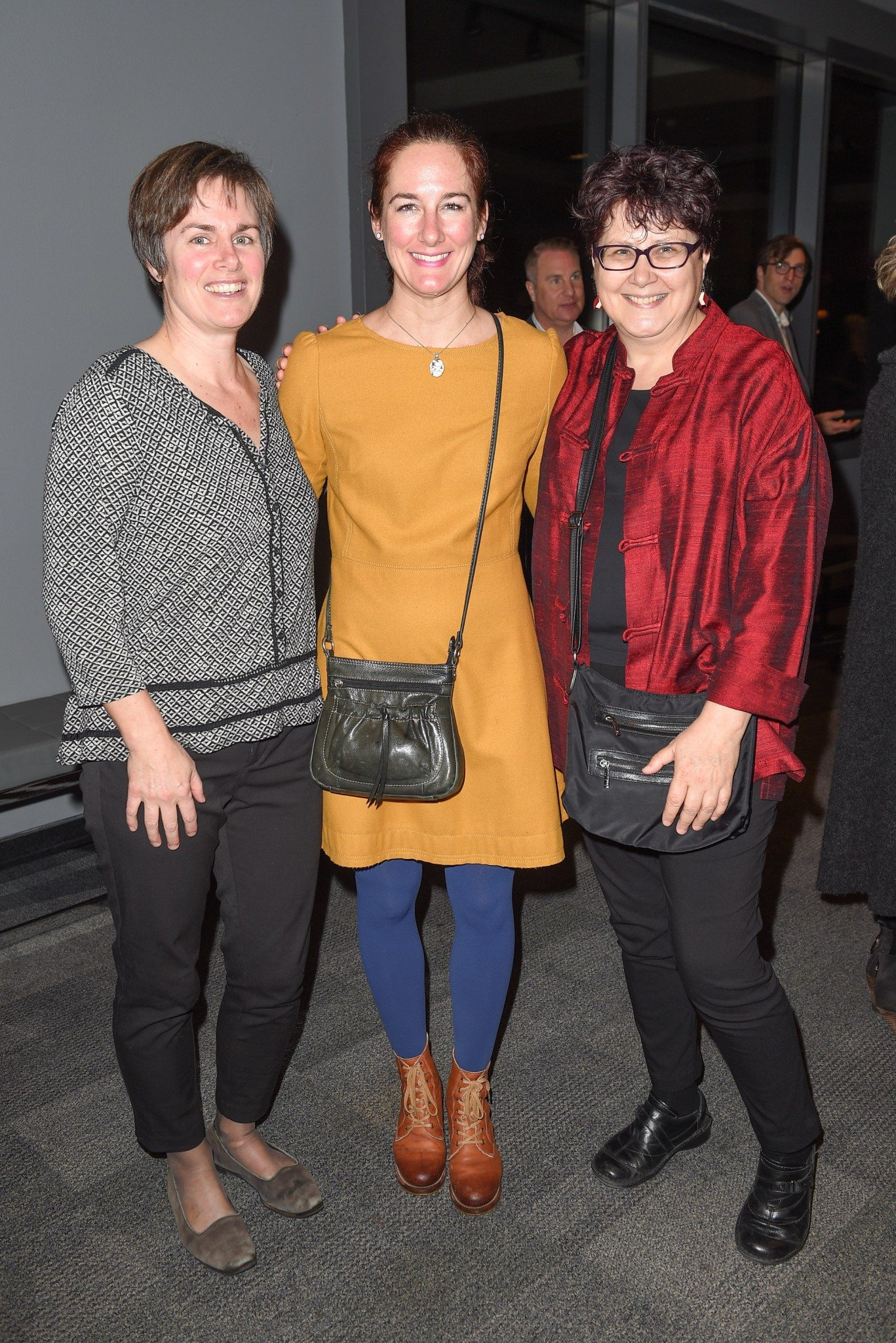 Alison Motluk, Christen Thomas, and Ann Jansen (Photo: George Pimentel Photography)