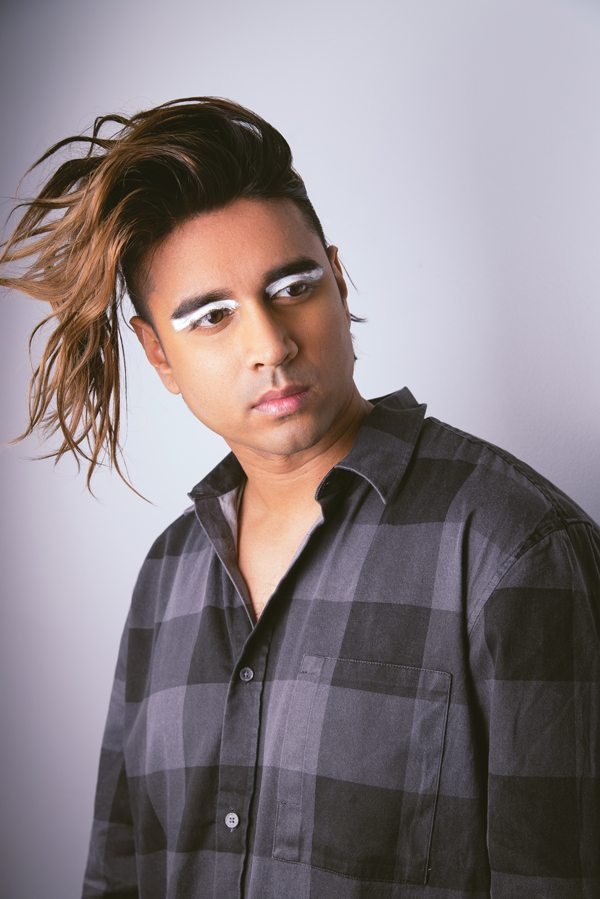 Vivek Shraya (Photo by Alejandro Santiago)