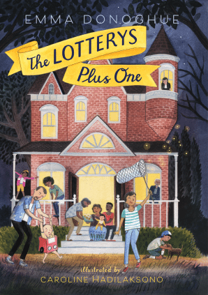 Emma Donoghue The Lotterys Plus One