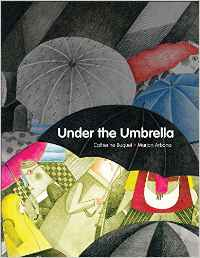 Under the Umbrella Catherine Buquet