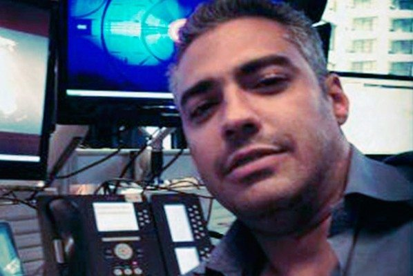 Formerly imprisoned Cairo bureau chief of Al Jazeera English Mohamed Fahmy
