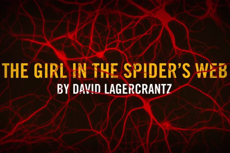 Girl in the Spider's Web book links