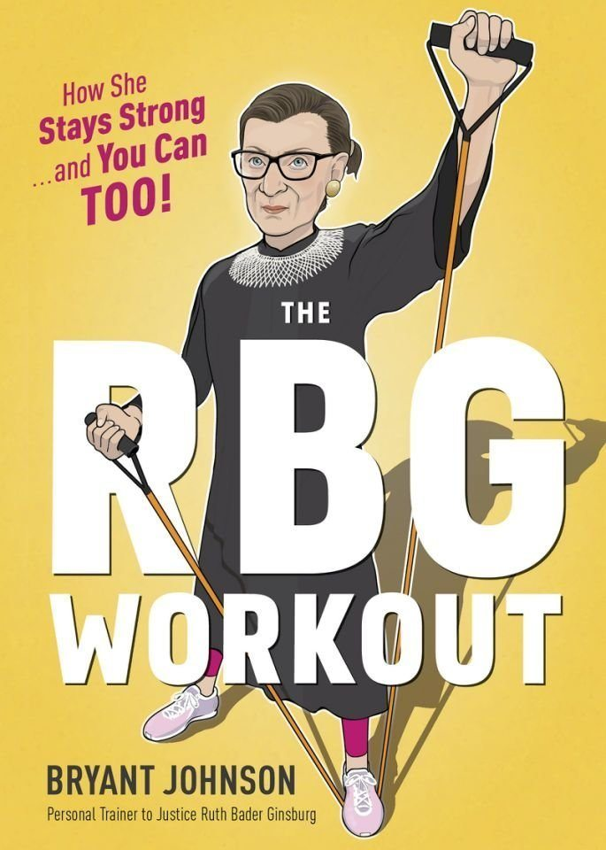 RBG workout book