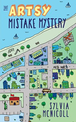 KidLitFallPreview_Dundurn_TheArtsyMistakeMystery_Cover
