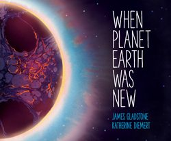 KidLitFallPreview_Owlkids_WhenPlanetEarthWasNew_Cover