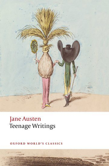 Jane Austen, Teenage Writings