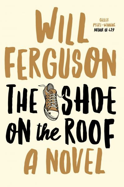 Shoe on the roof, Ferguson